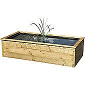 Zest 4 Leisure Aquatic Rectangular Planter - 45cm H x 180cm W x 90cm D