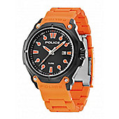 Police Protector Unisex Fashion Watch - 13939JSB-02