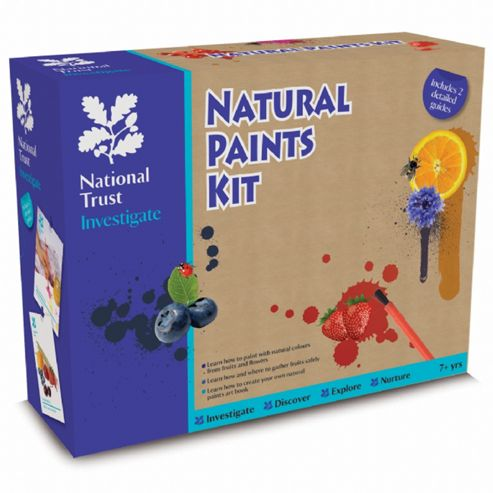 National Trust Natural Paints Kit