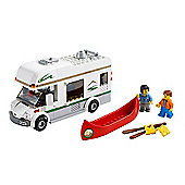 Lego City Campervan and Canoe - 60057