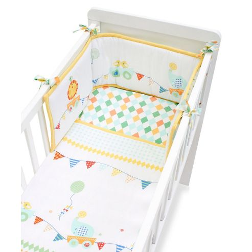 Buy mothercare b baby bedding roll up roll up crib bale for Rock n roll baby crib set