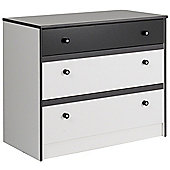 Parisot Lovely Light 3 Drawer Chest