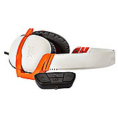 Orange Polk Striker Headset (Xbox One)