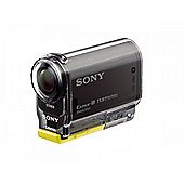 Sony HDR-AS30 Action Camcorder FHD Wifi inc Waterproof Case to 60m GPS
