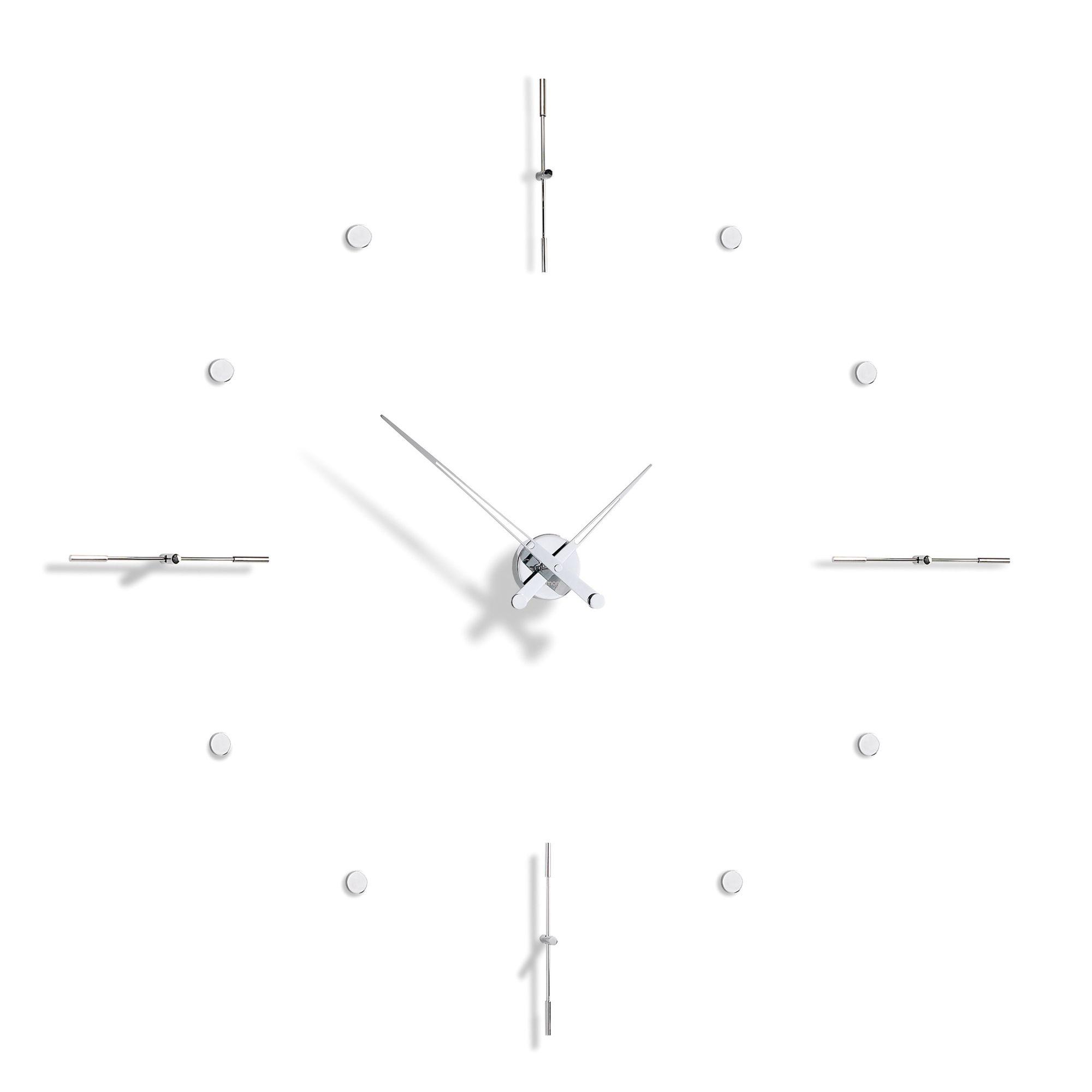 NOMON Mixto N-125 Clock - Natural Walnut at Tesco Direct