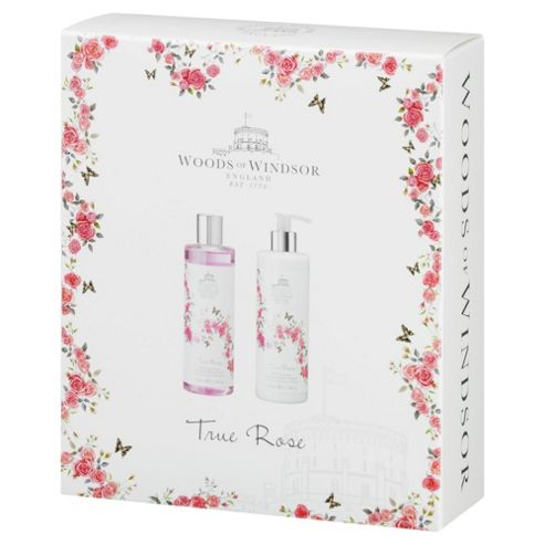 Woods Of Windsor True Rose  Gift Set