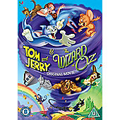 Tom And Jerry - Wizard Of Oz (DVD)