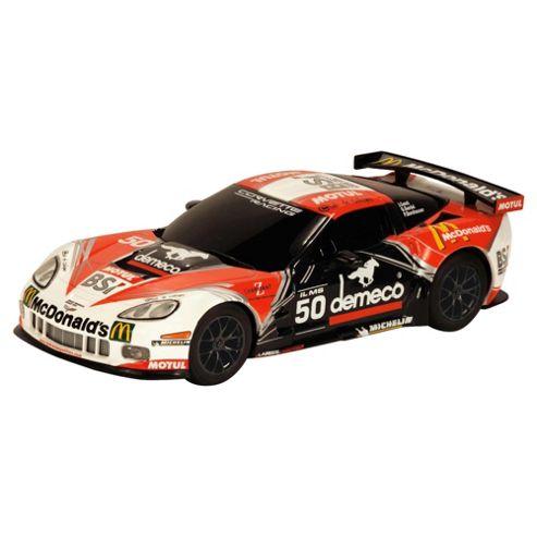Hornby Scalextric 1:32 Corvette C6R GT2 Larbre