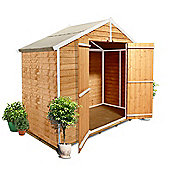 BillyOh 400 4 x 8 Windowless Overlap Apex Shed