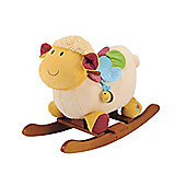 Blossom Farm Woolly Lamb Rocker
