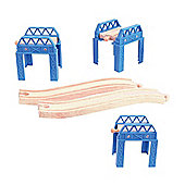 Bigjigs Rail BJT056 Construction Support Set