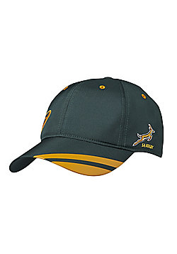 Asics South Africa Springboks Performance Supporter Cap Green - 58cm