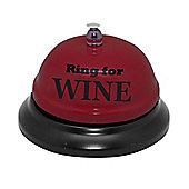 Ring For Wine Desk Bell