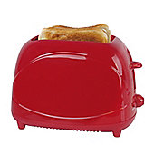 Morphy Richards 44263 Accents 2 Slice Toaster - Chrome and Blue