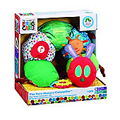 The Very Hungry Caterpillar Tummy Time Plush