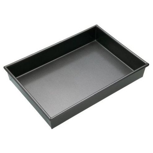 Master Class Non-Stick Deep Cake Pan 34cm x 23cm x 5cm, Sleeved