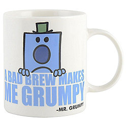 Mr Men Mr Grumpy Novelty Mug