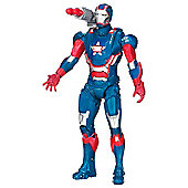 Marvel Iron Man 3 Avengers Initiative Arc Strike - Iron Patriot