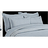 Arctic Stripe Grey Pillow Sham