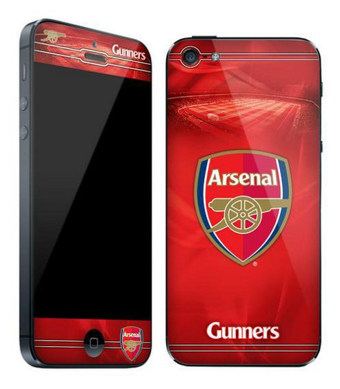 Arsenal FC iPhone 5 Skin