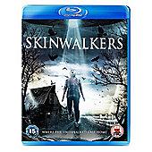 Skinwalkers Blu-Ray