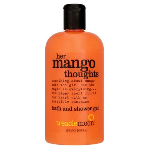Treaclemoon Mango Thoughts Bath & Shower Gel
