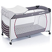 Babymoov Curve Dream Travel Cot (Zinc)
