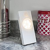 Warm White LED Motion Sensor Battery Light With Stand