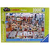 London Skyline 1000pc Jigsaw Puzzle