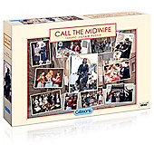 1000 pc jigsaw Call the Midwife