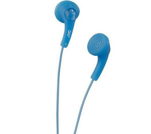 JVC In-Ear Gumy Headphones Blue JVC HA-F140/150