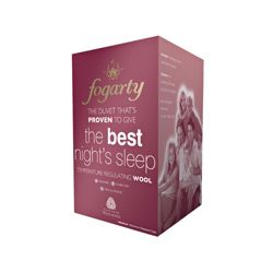 Fogarty Best Night'S Sleep Wool King Size Duvet