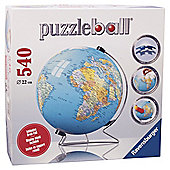 Ravensburger The World 540 Piece Jigsaw Puzzleball