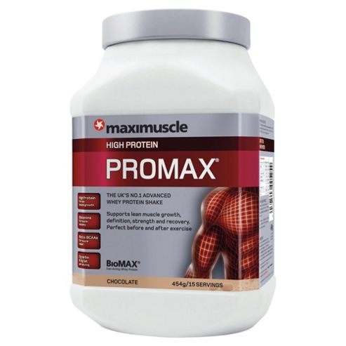 Maximuscle Promax 454g Chocolate