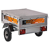 Erde BP120 Flat Cover for a 122 Trailer