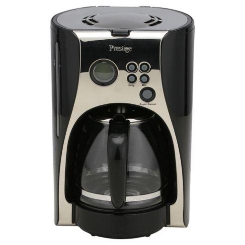 Prestige Coffee Maker 50669 : Buy Meyer Prestige 50669 Deco Digital Coffee Maker Black from our Filter Coffee Machines range ...