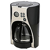 Prestige 50669  1.5 Deco Digital Coffee Machine - Stainless Steel
