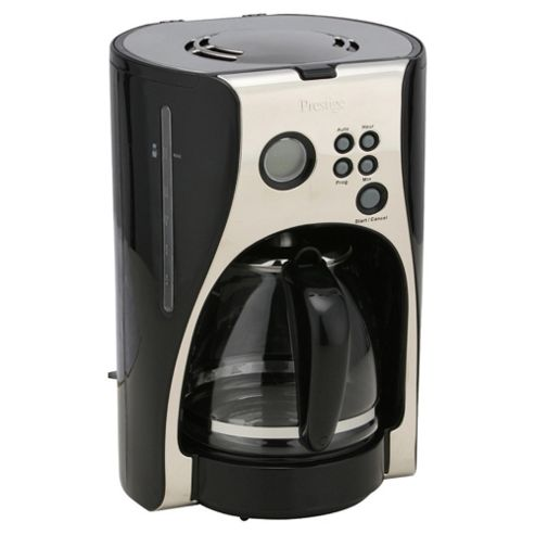 Buy Meyer Prestige 50669 Deco Digital Coffee Maker Black from our Filter Coffee Machines range ...