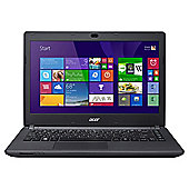 "Acer ES1-411, 14"", Laptop, Intel Celeron, 2GB RAM, 500GB - Black"