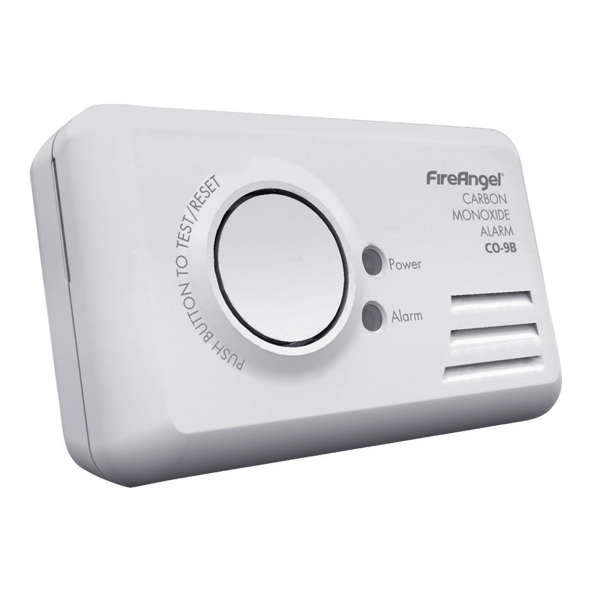Friedland Response Single Room Pir Alarm With Remote Control