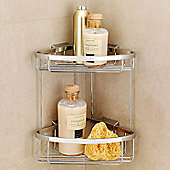 Impey Showers Accessories Double Corner Basket