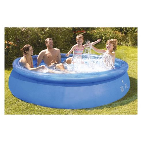 Buy Tesco 8ft Quick Up Paddling Pool From Our Paddling Pools Hot Tubs Swimming Pools
