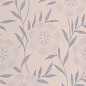 Superfresco Easy Flora Wallpaper - Taupe