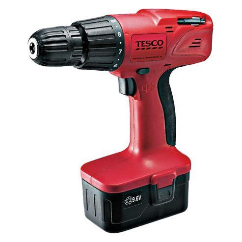 Tesco Value 9.6 Cordless Drill