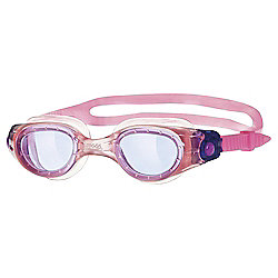 Zoggs Phoenix Junior Swimming Goggles, Pink