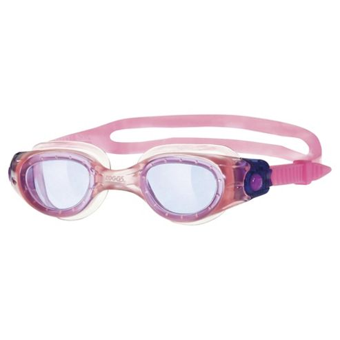 Zoggs Phoenix Junior Swimming Goggles, Pink