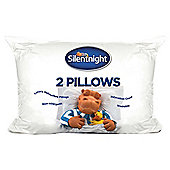 Silentnight Hollowfibre Pillow Twinpack