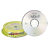 Tesco DVD+R spindle - pack of 10