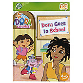 LeapFrog® LeapReader™ Book: Dora the Explorer: Dora Goes to School