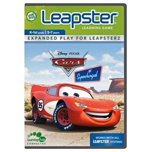 LeapFrog Leapster Cars Learning Game